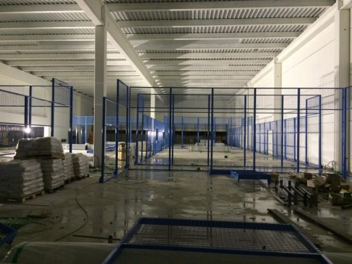 Paddle tennis manufacturing in Zaragoza
