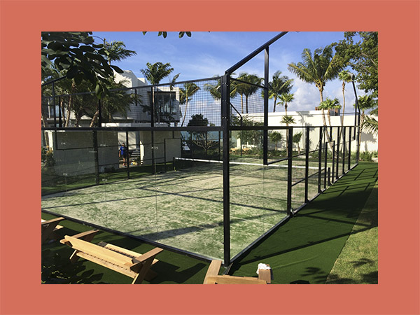 Padel travels to Miami